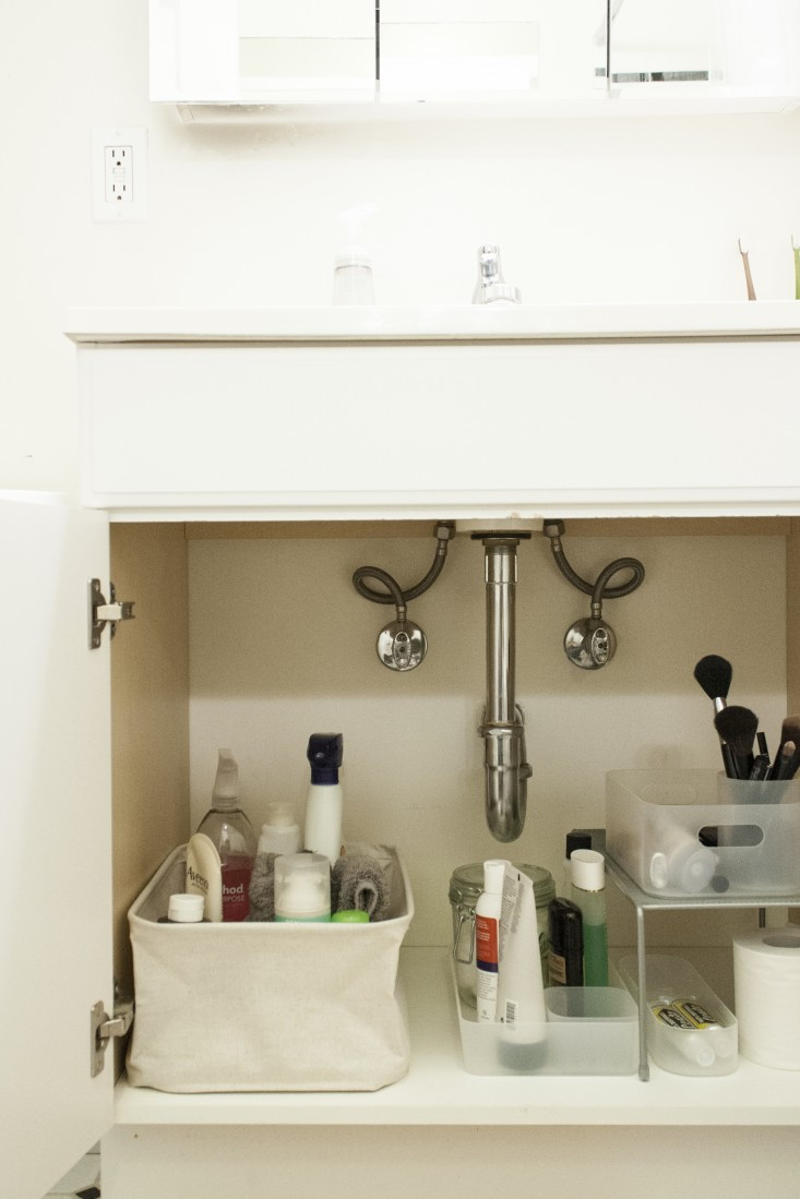 Best ideas about Bathroom Sink Organizer . Save or Pin 5 Tips for Under the Sink Organization Remodelista Now.
