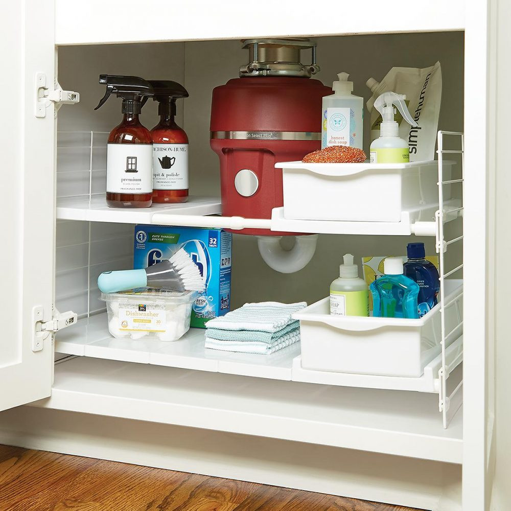 Best ideas about Bathroom Sink Organizer . Save or Pin RV Bathroom Storage Organization Tips And Tricks Now.