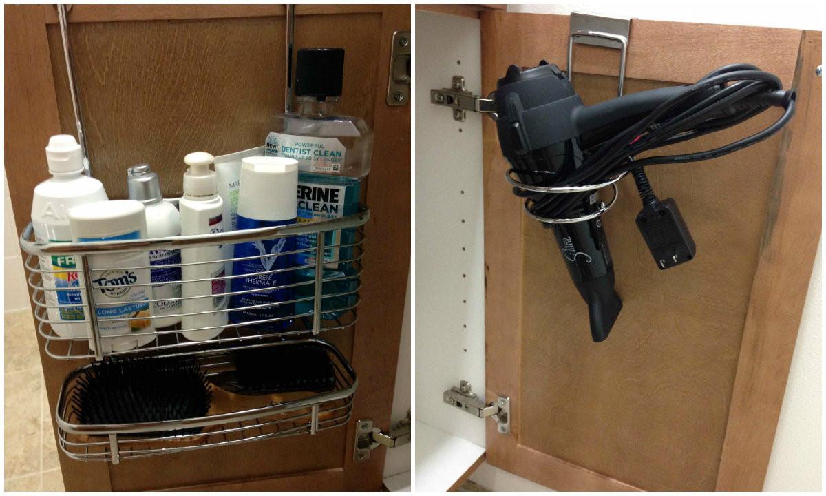 Best ideas about Bathroom Sink Organizer . Save or Pin Bathroom Storage Now.