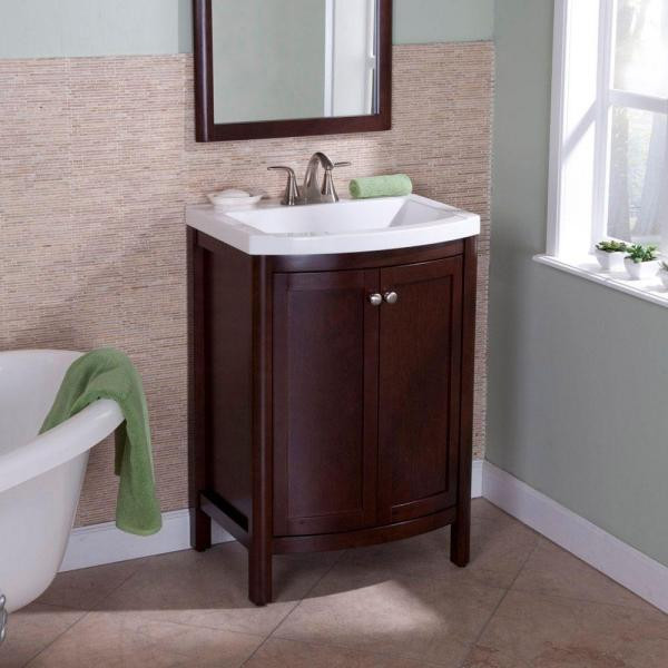 Best ideas about Bathroom Vanities At Home Depot . Save or Pin Download Bathroom The Most Home Depot Bathroom Vanities 24 Now.