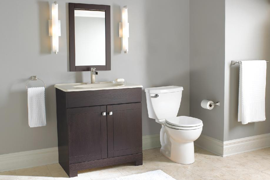 Best ideas about Bathroom Vanities At Home Depot . Save or Pin Wonderful Bathroom Album of Home Depot Bathroom Vanities Now.