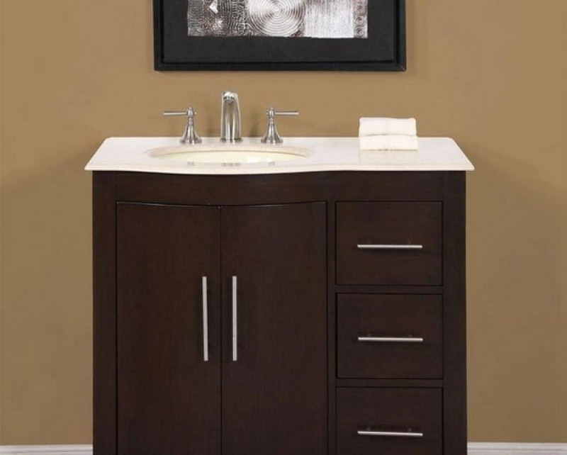 Best ideas about Bathroom Vanities At Home Depot . Save or Pin Free Bathroom Home depot bathroom vanities 36 inch with Now.