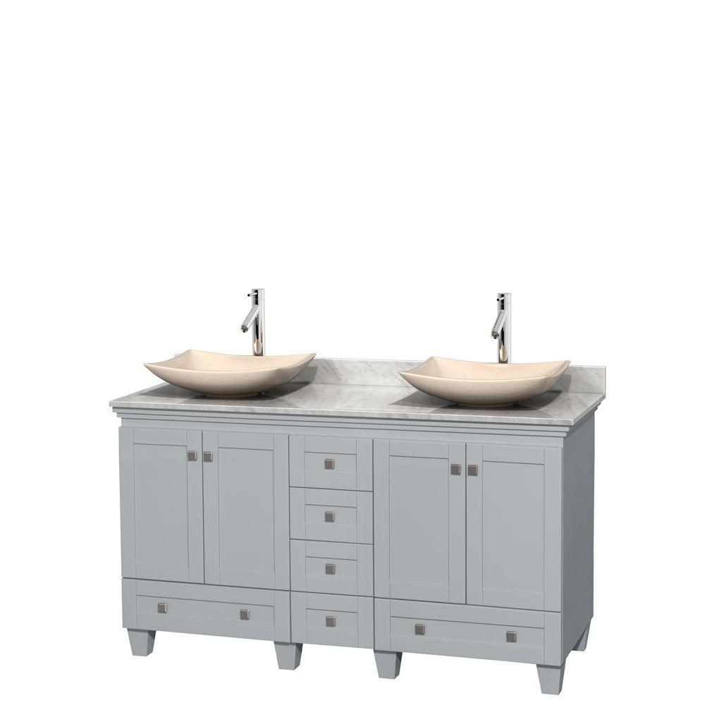 Best ideas about Bathroom Vanities At Home Depot . Save or Pin Bathroom Vanity Sets Now.