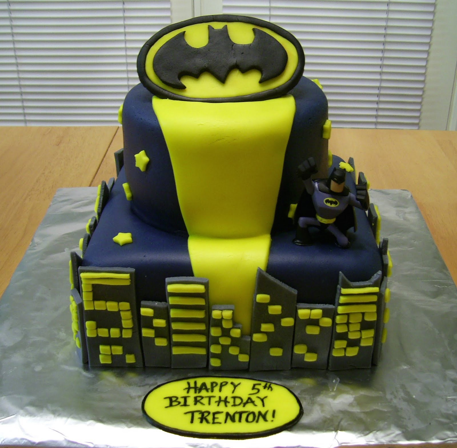 Best ideas about Batman Birthday Cake . Save or Pin Bellissimo Specialty Cakes Batman Birthday Cake 1 10 Now.
