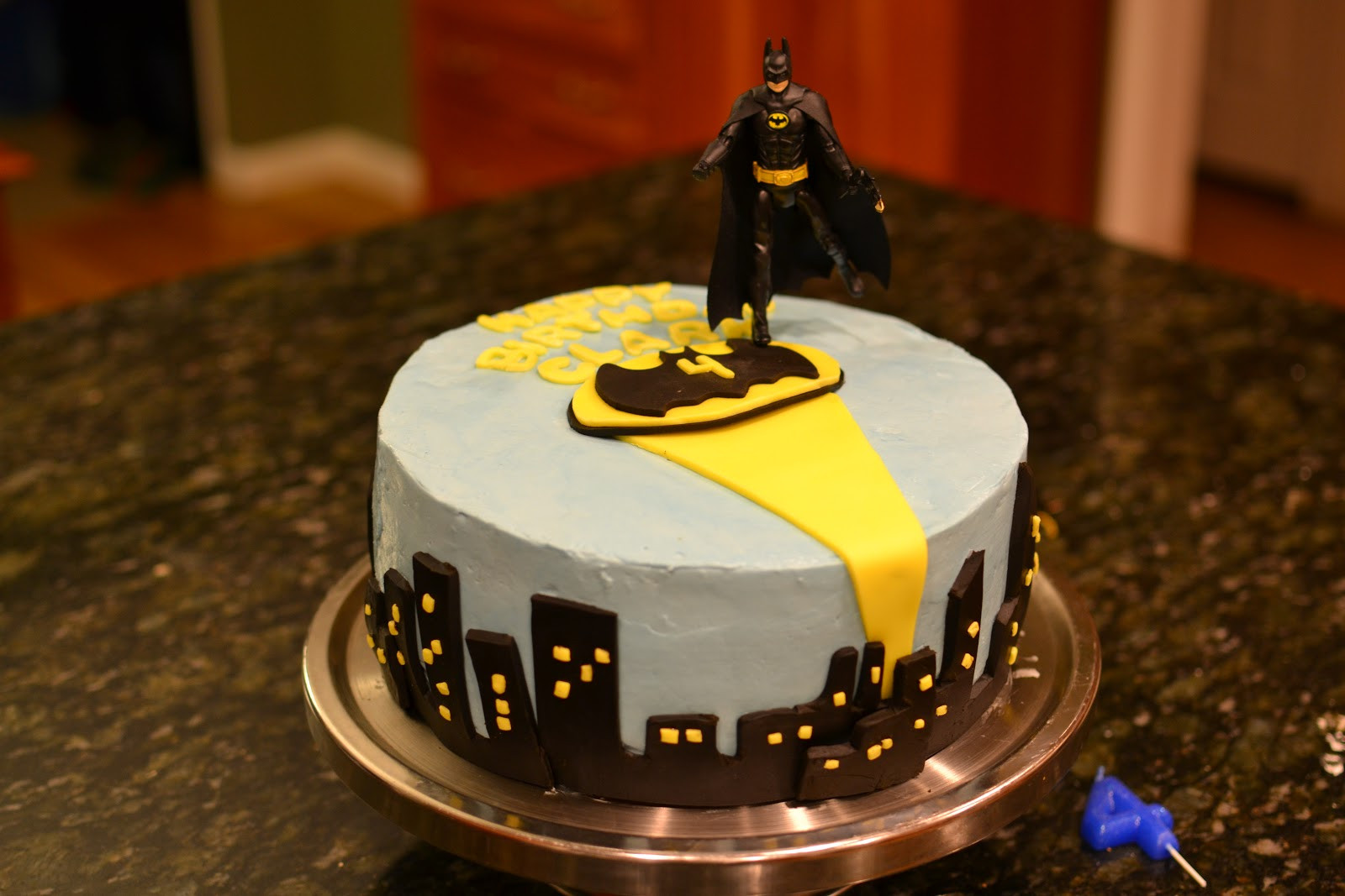 Best ideas about Batman Birthday Cake . Save or Pin Batman Birthday Cake and DIY No Sew Super Hero Capes Now.