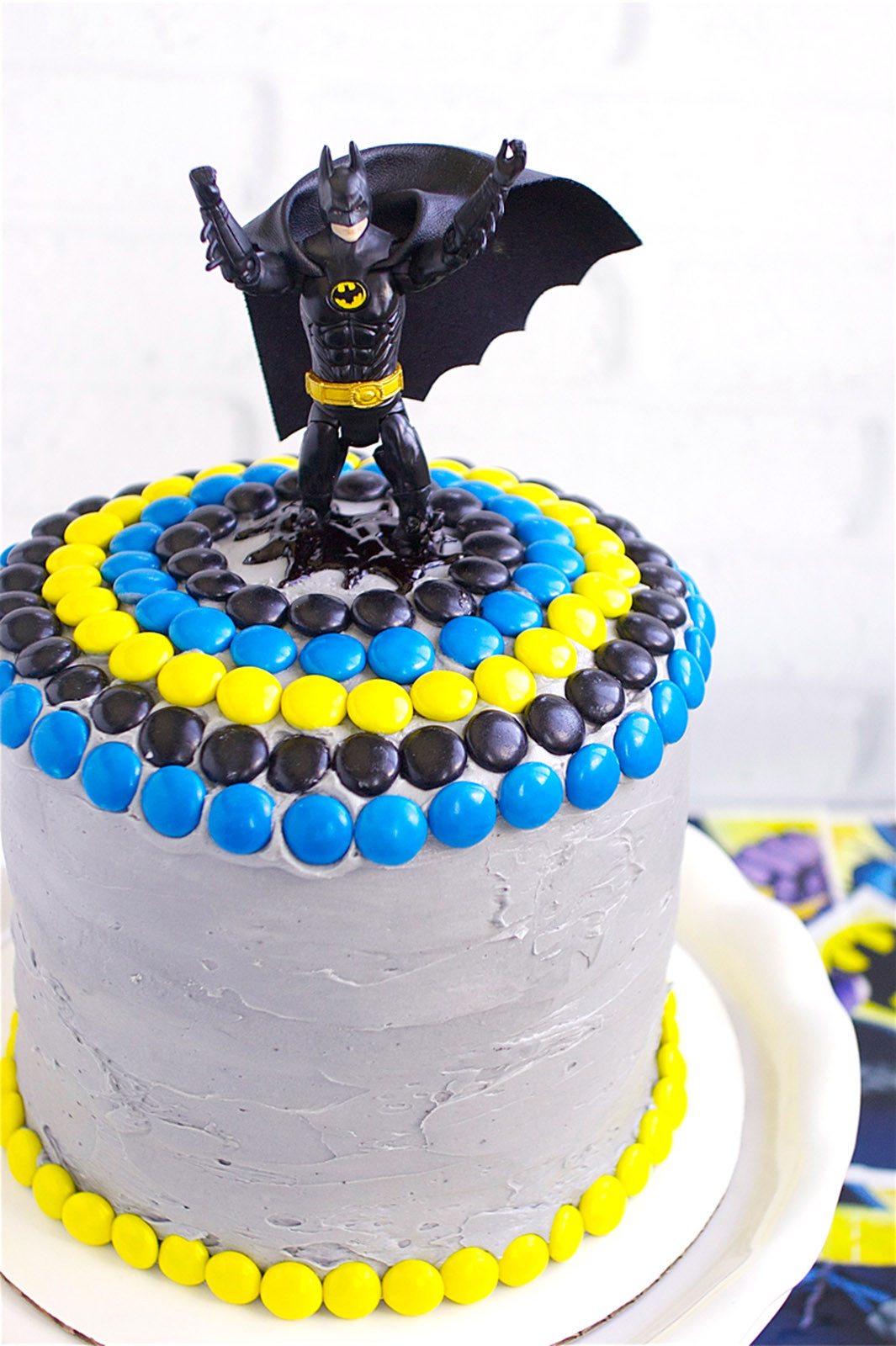 Best ideas about Batman Birthday Cake . Save or Pin Batman Cake Now.