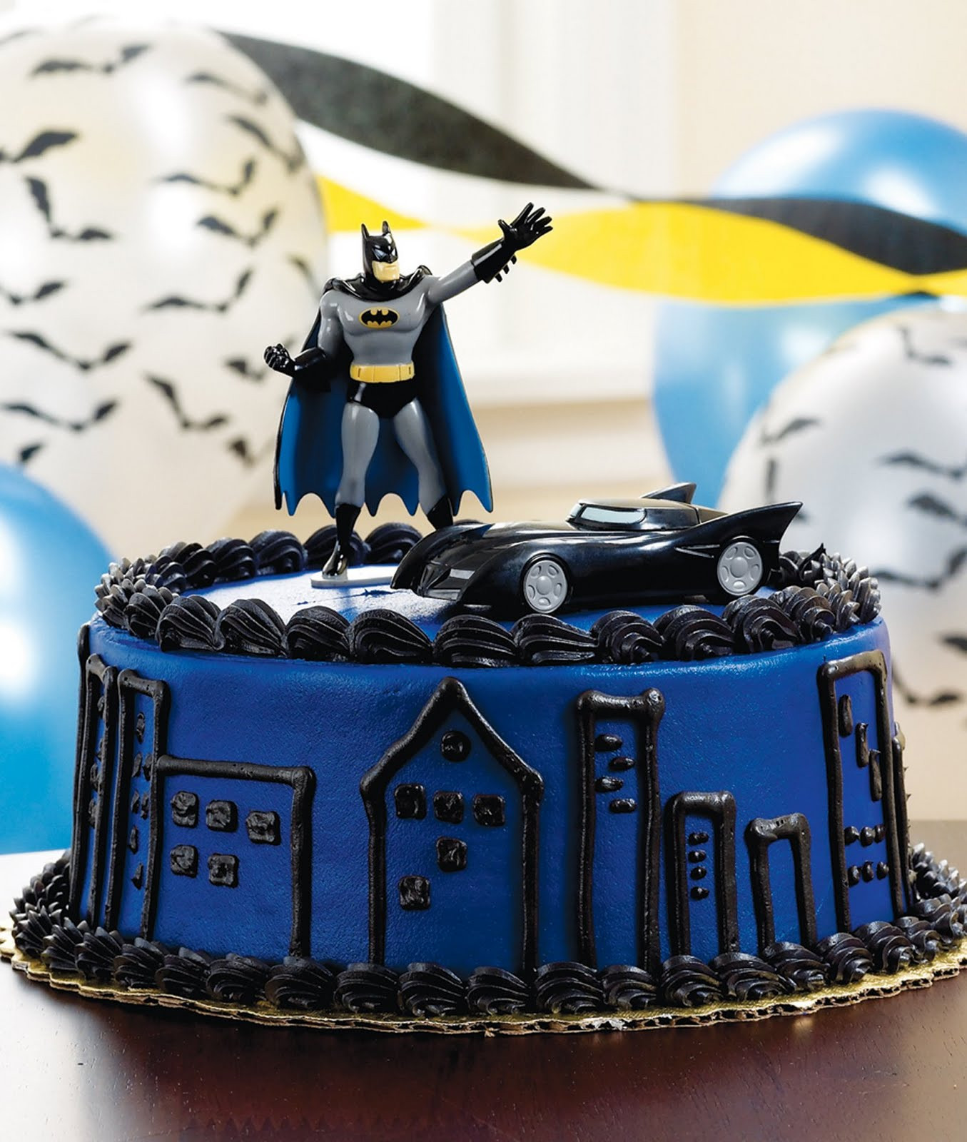 Best ideas about Batman Birthday Cake . Save or Pin Batman theme Cakes and Cupcakes Now.