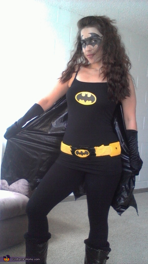 Best ideas about Batwoman Costume DIY . Save or Pin Homemade Batgirl Adult Costume 3 3 Now.