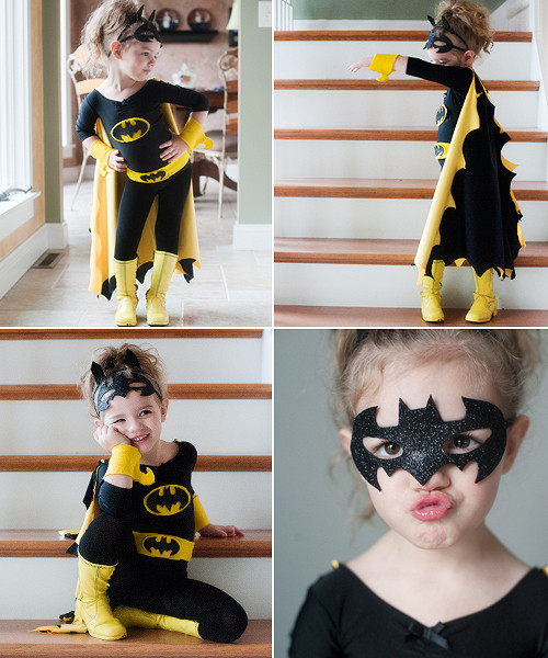 Best ideas about Batwoman Costume DIY . Save or Pin diy batman and batgirl costume Now.