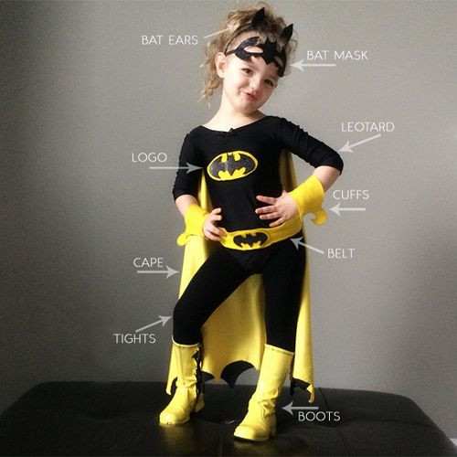 Best ideas about Batwoman Costume DIY . Save or Pin Batgirl Costume on Pinterest Now.