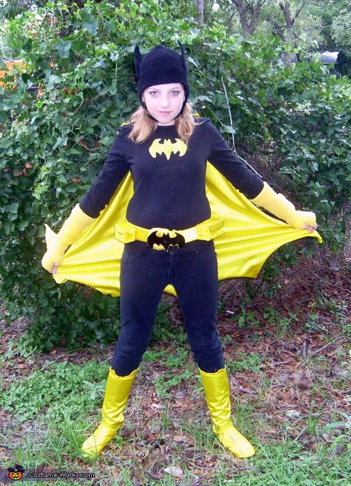 Best ideas about Batwoman Costume DIY . Save or Pin Batgirl Costume Now.