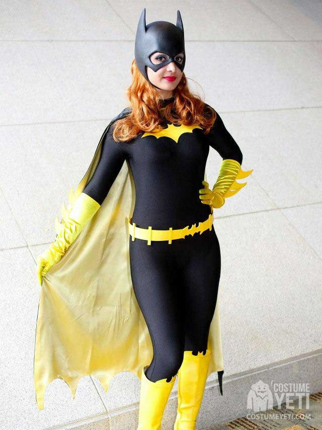 Best ideas about Batwoman Costume DIY . Save or Pin Homemade Batgirl Adult Costume Costume Yeti Now.