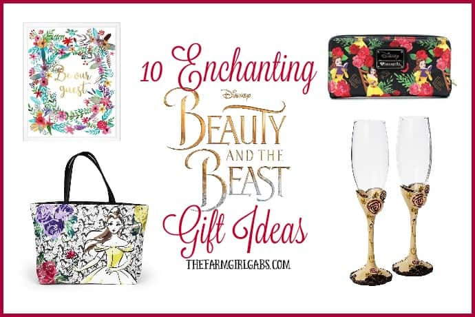 Best ideas about Beauty And The Beast Gift Ideas . Save or Pin 10 Enchanting Beauty And The Beast Gift Ideas The Farm Now.