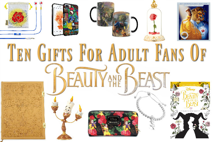 Best ideas about Beauty And The Beast Gift Ideas . Save or Pin Ten Gifts For Adult Fans of Beauty and the Beast As The Now.