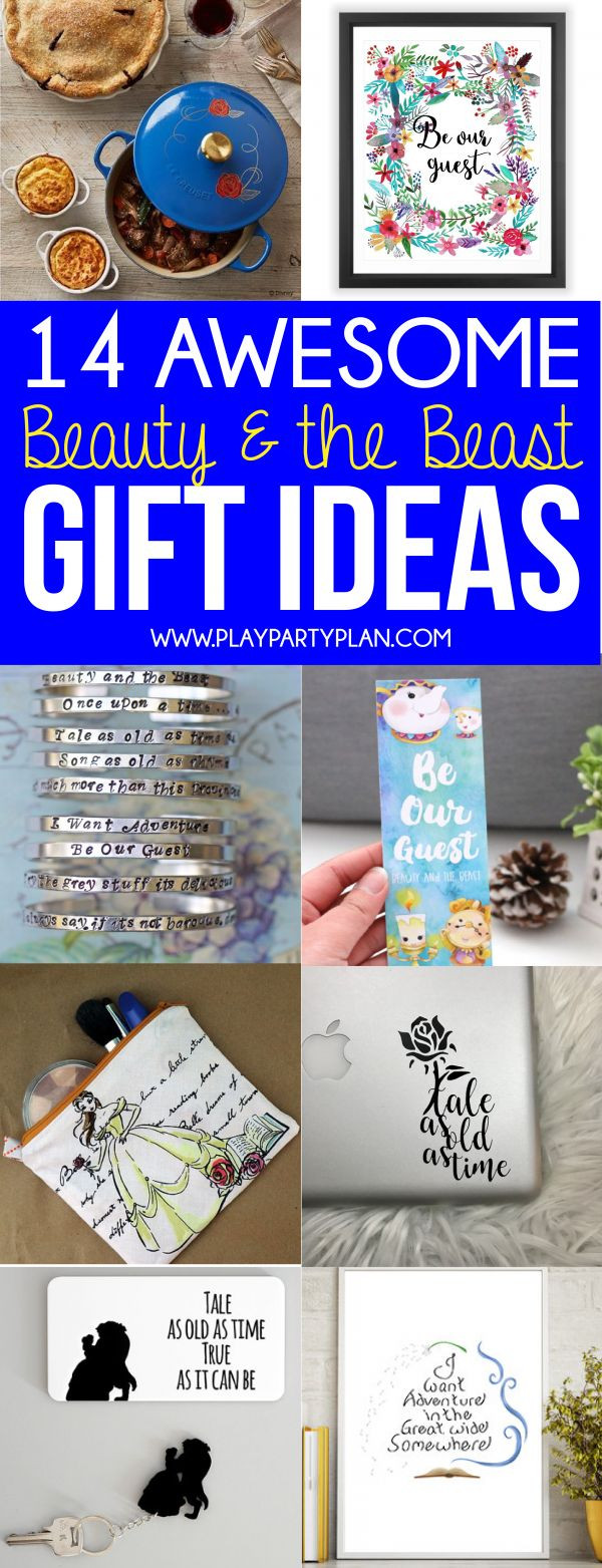 Best ideas about Beauty And The Beast Gift Ideas . Save or Pin 1000 images about Gift Ideas on Pinterest Now.