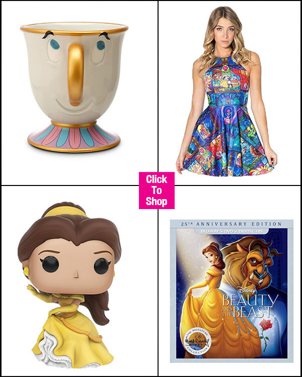 Best ideas about Beauty And The Beast Gift Ideas . Save or Pin 'Beauty & The Beast' Gift Ideas A Guide To Celebrating Now.