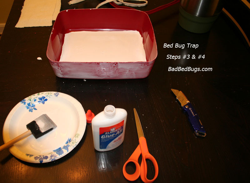 Best ideas about Bed Bug Trap DIY . Save or Pin Bed Bug Traps Make Your Own Detector or Trap for under $10 Now.