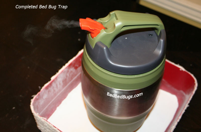 Best ideas about Bed Bug Trap DIY . Save or Pin How to Make a Bed Bug Trap Now.
