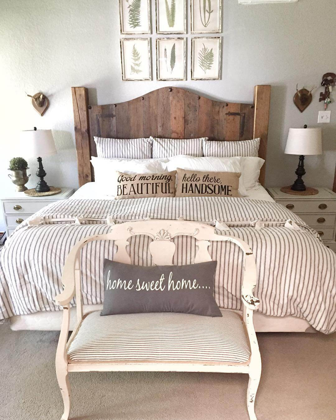 Best ideas about Bedroom Design Ideas . Save or Pin 25 Best Romantic Bedroom Decor Ideas and Designs for 2019 Now.