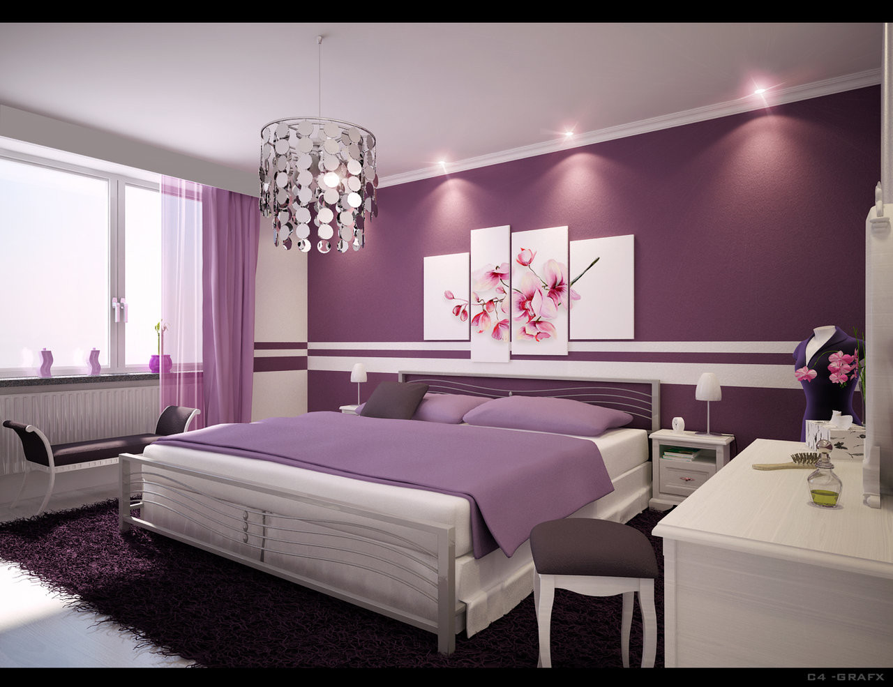 Best ideas about Bedroom Design Ideas . Save or Pin 25 Bedroom Design Ideas For Your Home Now.