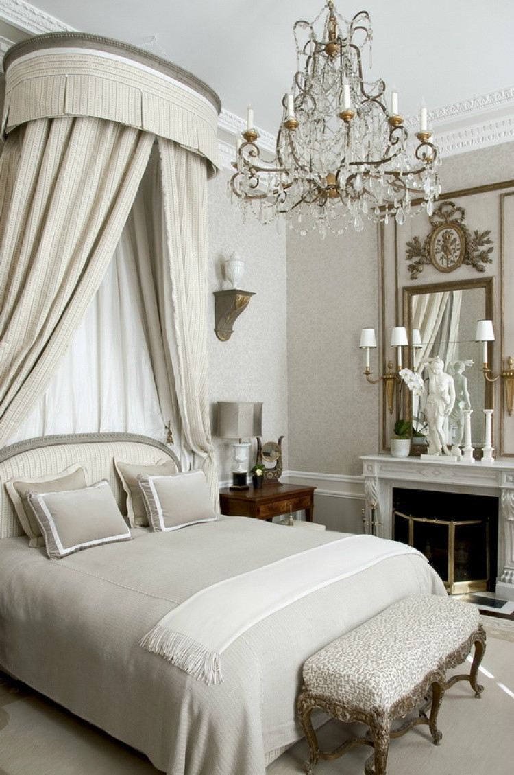 Best ideas about Bedroom Design Ideas . Save or Pin 10 Glamorous Bedroom Ideas Decoholic Now.