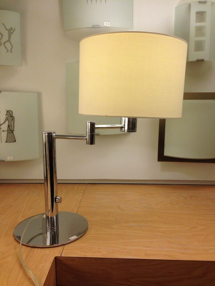 Best ideas about Bedroom Table Lamps . Save or Pin Bedroom Table Lamps Chrome White Now.