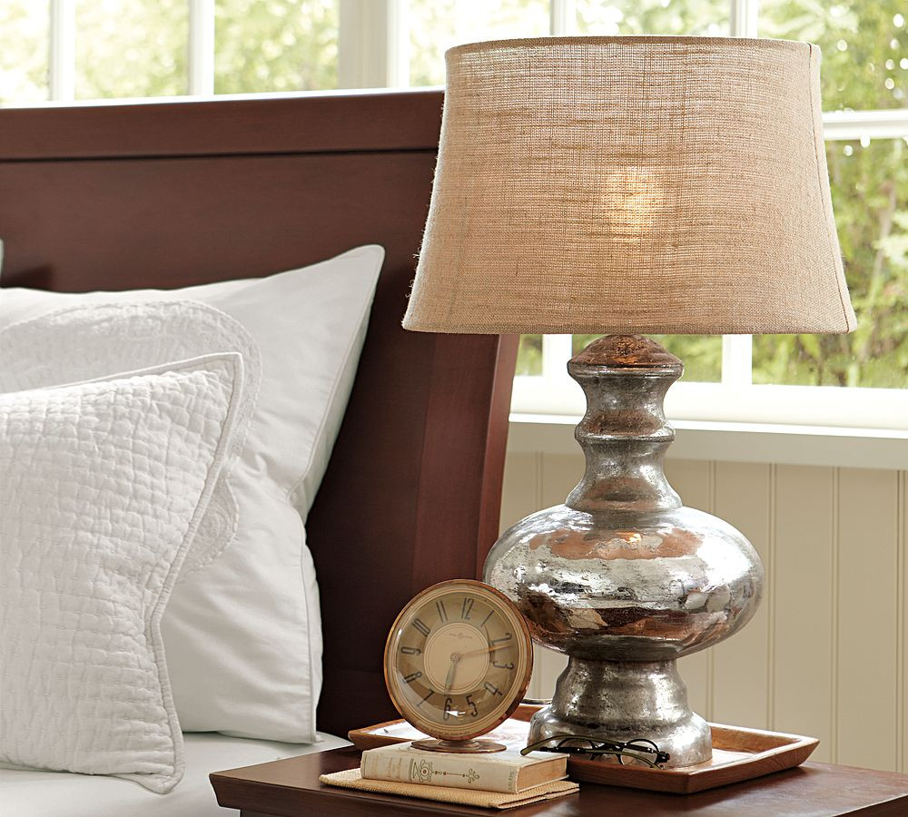 Best ideas about Bedroom Table Lamps . Save or Pin Sherri s Jubilee Mercury Glass one of my all time favorites Now.