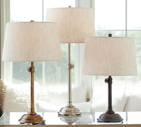 Best ideas about Bedroom Table Lamps . Save or Pin Chelsea Table & Bedside Lamp Base Now.