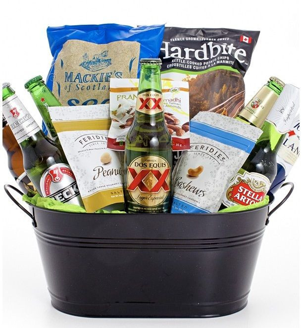 Best ideas about Beer Gift Basket Ideas . Save or Pin Best 25 Beer Gift Baskets ideas on Pinterest Now.