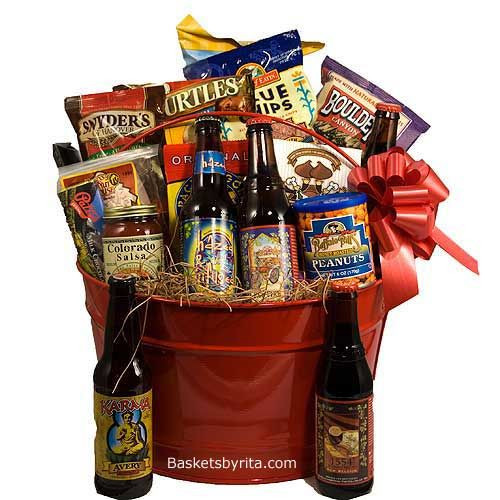 Best ideas about Beer Gift Basket Ideas . Save or Pin 1000 ideas about Beer Basket on Pinterest Now.