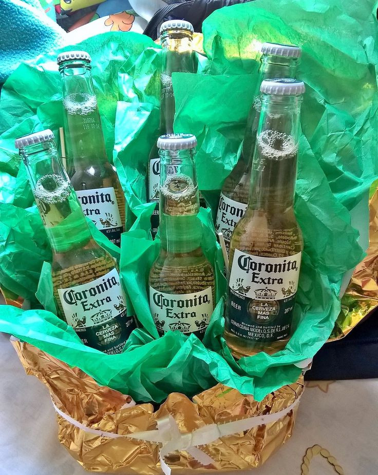 Best ideas about Beer Gift Basket Ideas . Save or Pin Best 25 Beer bouquet ideas on Pinterest Now.