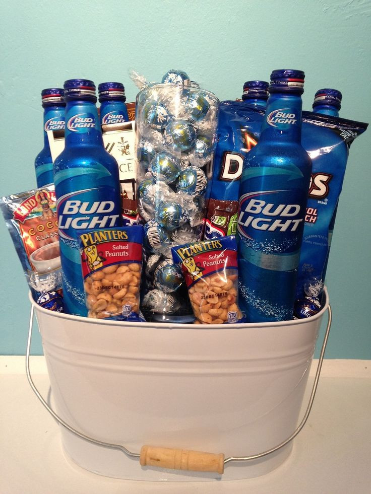 Best ideas about Beer Gift Basket Ideas . Save or Pin Best 25 Beer basket ideas on Pinterest Now.