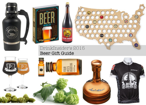 Best ideas about Beer Gift Ideas . Save or Pin 2015 Beer Gift Guide 10 Gifts for Beer Lovers Now.
