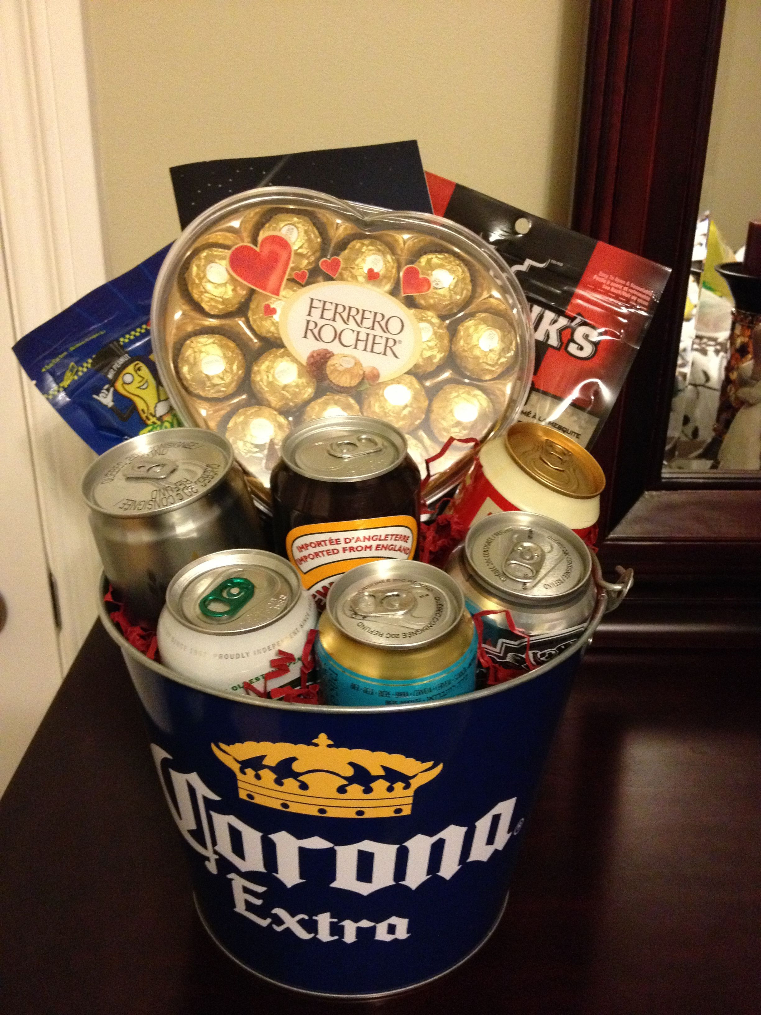 Best ideas about Beer Gift Ideas . Save or Pin 20 Impressive Valentine s Day Gift Ideas For Him Now.