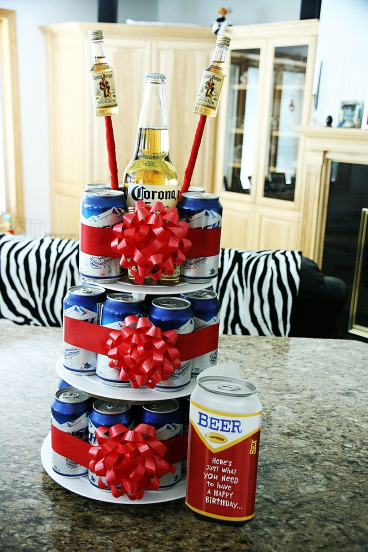 Best ideas about Beer Gift Ideas . Save or Pin The Quintessentials8 Pinterest Inspired Gift Ideas for Now.