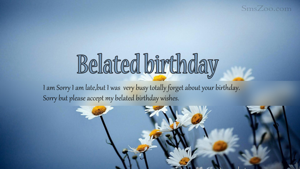 Best ideas about Belated Birthday Wishes For Friend . Save or Pin Belated Birthday Wishes For Friends Quotes For Friends Now.