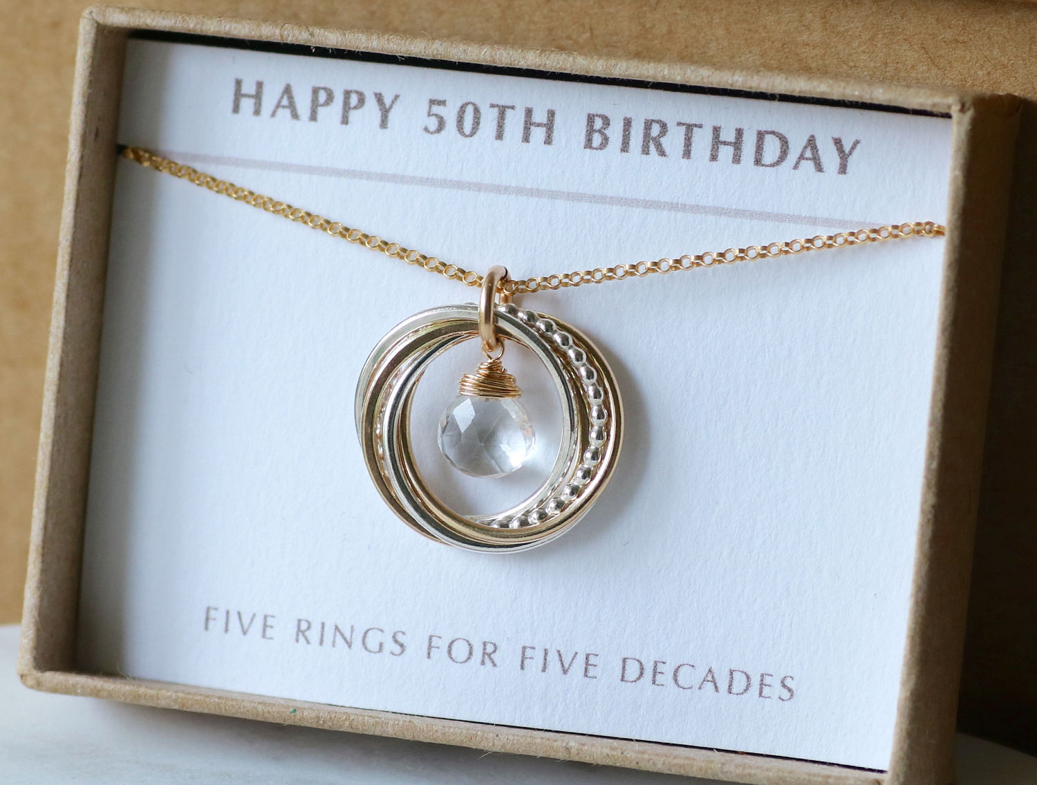 Best ideas about Best 50th Birthday Gifts For Her . Save or Pin 50th birthday t for her April birthday t April Now.