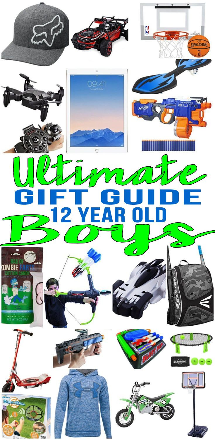 Best ideas about Best Birthday Gifts For 12 Year Old Boy . Save or Pin Best Gifts For 12 Year Old Boys Gift Guides Now.