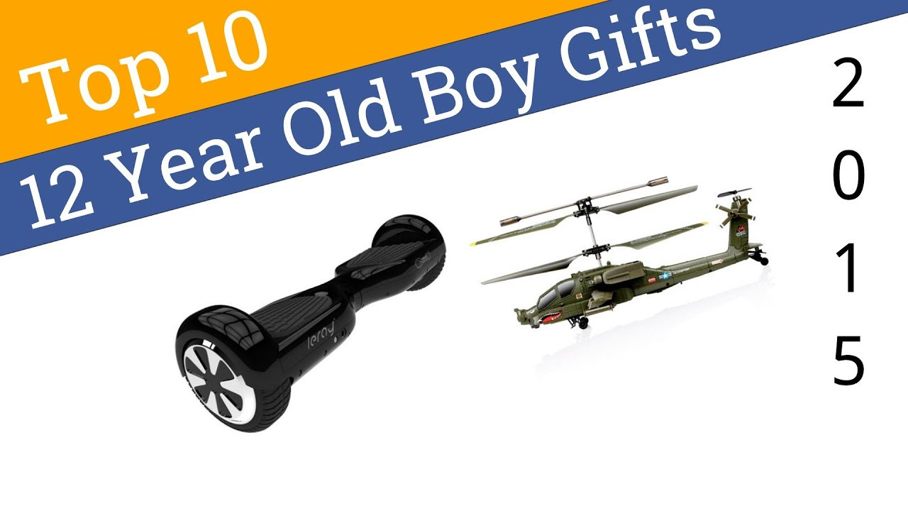 Best ideas about Best Birthday Gifts For 12 Year Old Boy . Save or Pin 10 Best 12 Year Old Boy Gifts 2015 Now.