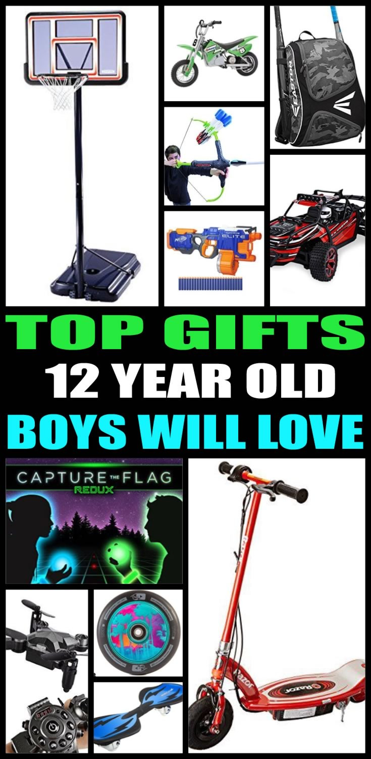 Best ideas about Best Birthday Gifts For 12 Year Old Boy . Save or Pin Best Gifts For 12 Year Old Boys Now.