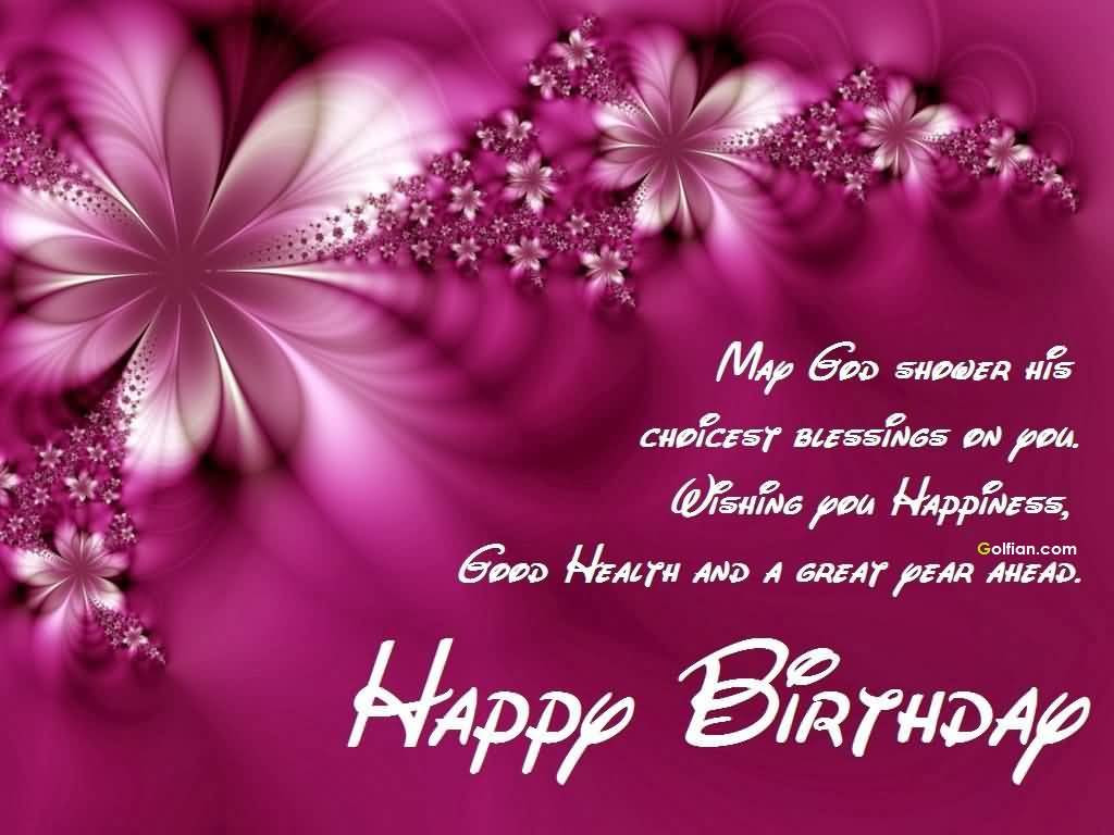 Best ideas about Best Birthday Wishes . Save or Pin 55 E Card For Wishing Friend Happy Birthday Now.