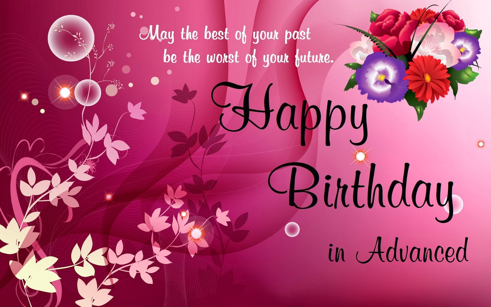 Best ideas about Best Birthday Wishes . Save or Pin Happy Birthday Messages for Friends and Family Birthday Now.