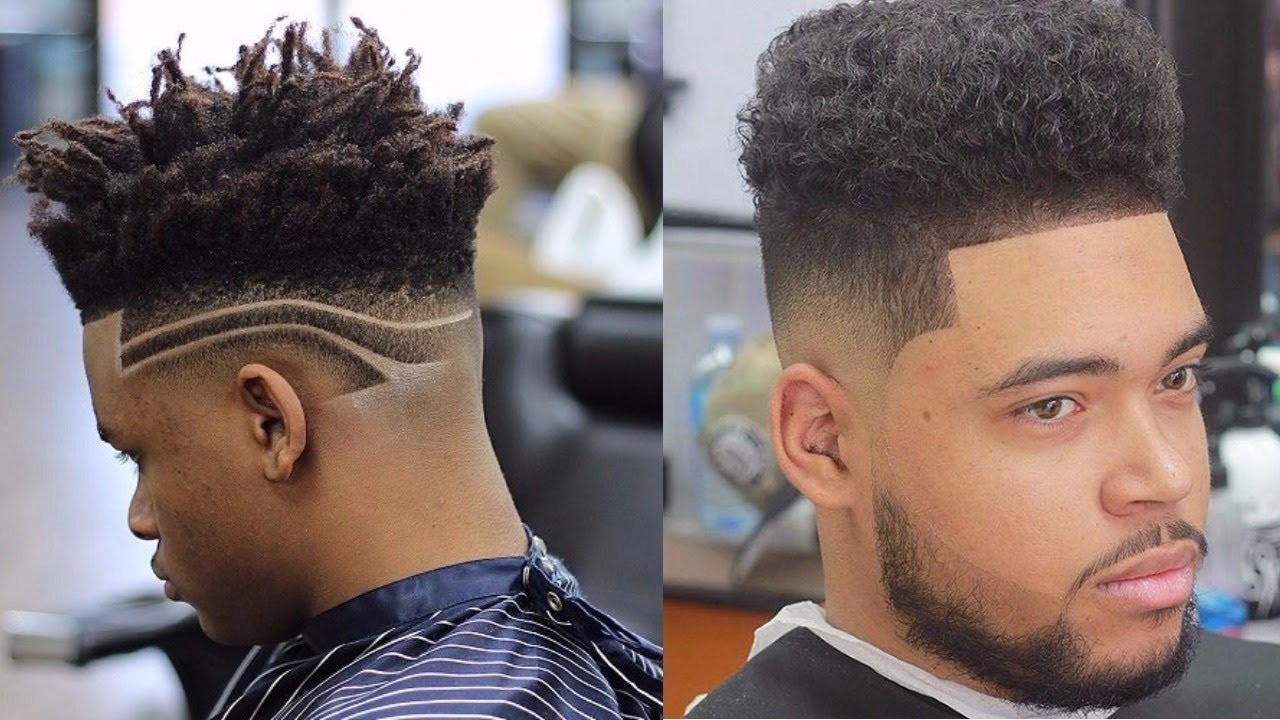 Best ideas about Best Black Haircuts . Save or Pin 10 Best Fade Hairstyles For Black Men 2017 2018 Now.