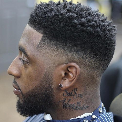 Best ideas about Best Black Haircuts . Save or Pin 50 Stylish Fade Haircuts for Black Men in 2017 Now.