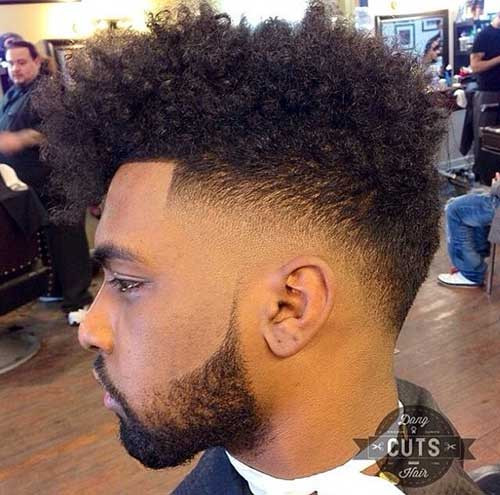 Best ideas about Best Black Haircuts . Save or Pin 40 Best Black Haircuts for Men Now.