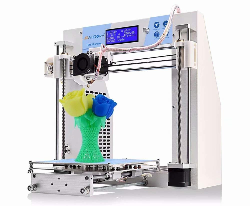 Best ideas about Best DIY 3D Printer . Save or Pin Best DIY 3D Printer Kits on Amazon [2018] 3D Print Manual Now.