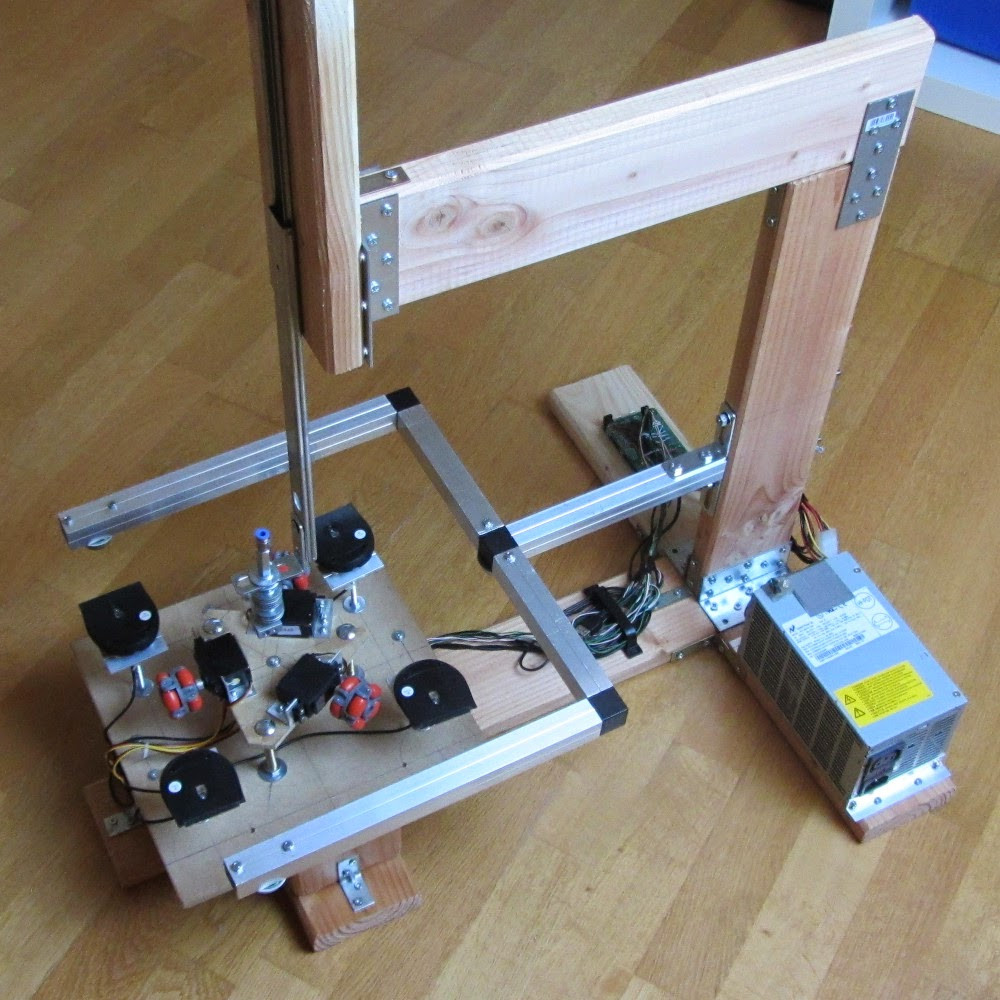 Best ideas about Best DIY 3D Printer . Save or Pin DIY 3D Printing Holonomic drive DIY 3d printer is Now.