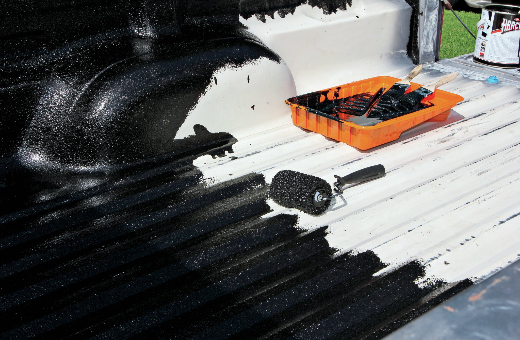 Best ideas about Best DIY Bed Liner . Save or Pin Herculiner DIY Roll on Bedliner Kit How to & Image Now.