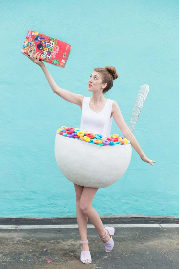 Best ideas about Best DIY Costumes . Save or Pin 41 Super Creative DIY Halloween Costumes for Teens Now.