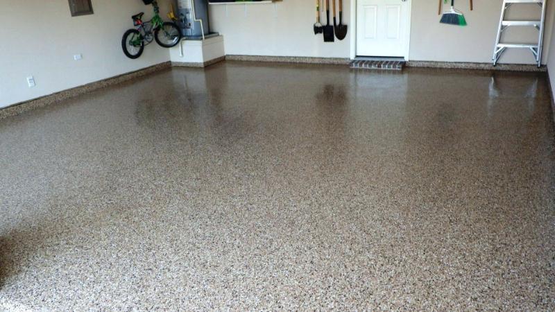 Best ideas about Best DIY Garage Floor Epoxy . Save or Pin diy garage floor coating Garage Inspiration For You Now.